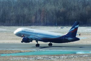 a320 vq-bku aeroflot take-off chopin 22. 02. 2019.JPG