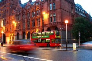 red brick vintage building evening photo.JPG