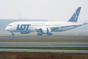 LOT Polish Airlines Boeing 787 Dreamliner SP-LRC, SP-LRA Warsaw Chopin International Airport 17. 01. 2020